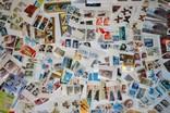 Около 800 штук марок не гашенные photo 6