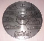 Тарелка сувенирная настенная РЖД