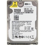 "Накопитель HDD 2.5"" SATA 320GB WD AV-25 5400rpm 16MB (WD3200BUCT) гар. photo 1"