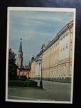 """Открытка """"Здание Совета Министров СССР"""" (1957), фото №2"""