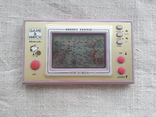 Nintendo snoopy tennis GAME & WATCH made in Japan 1982