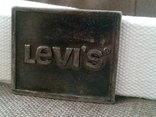 Levis - фирменный ремень photo 2