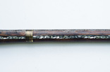 Афганское кремневое ружьё (длина см) с английским замком, богатые инкрустации, 19й век photo 7