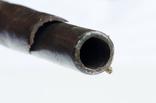 Афганское кремневое ружьё (длина см) с английским замком, богатые инкрустации, 19й век photo 12