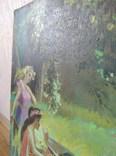 Картина 118 на 68 см, холст. photo 2