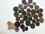 Монети разные