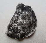 Сребреник Владимира Святославича, III тип, первый подтип