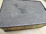Металлическая коробка с под конфет к 300-летию дома Романовых. 1913 photo 8