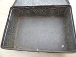 Металлическая коробка с под конфет к 300-летию дома Романовых. 1913 photo 9