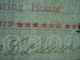 США чек 1915 год на 75,90$ водяные знаки photo 7