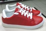 Кроссовки Dual Цвет Красный 38 размер 24 см стелька Украина