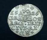 Трояк 1586, Рига photo 8