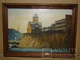 Картина old tbilisi с подписью photo 1