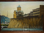 Картина old tbilisi с подписью photo 2