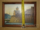 Картина old tbilisi с подписью photo 6