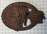 Танковый знак производителя К.Вюрстер. photo 3