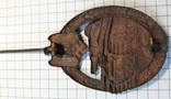 Танковый знак производителя К.Вюрстер. photo 9
