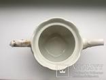 Старовинний великий чайничок позолоченний photo 3