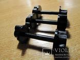 Крепежный винт 3 ШТ катушки к штанге 8 мм с гайкой( для аппаратов Garrett ACE и др.)