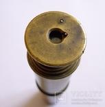Старинная бронзовая подзорная труба. Длинна - 40,5 см. photo 8