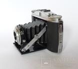Фотоаппарат гармошка Agfa Isolette II photo 4
