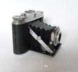 Фотоаппарат гармошка Agfa Isolette II photo 5