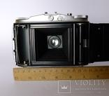 Фотоаппарат гармошка Agfa Isolette II photo 10
