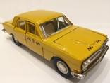 Волга газ 2401 А14 такси оригинал в состоянии из личной коллекции photo 3