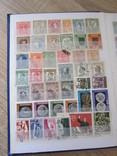 Альбом з марками.Марок 1250 шт. photo 1