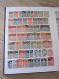 Альбом з марками.Марок 1250 шт. photo 5
