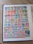 Альбом з марками.Марок 1250 шт. photo 9
