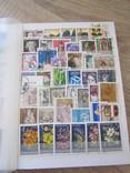 Альбом з марками.Марок 1250 шт. photo 10