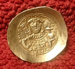 Гістаменон Михаїла VII (1071-1078 рр.). photo 1