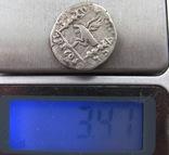 Денарий имп. Септемий Север, легионый, вес 3,4 грамма photo 10