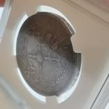 Рубль 1896 Коронация Николая в слабе NGC photo 6