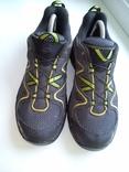 Кросовки SALOMON из Натуральной Кожи (Розмір-38\24.5) photo 8