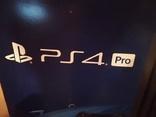PlayStation®4 Pro ( Нова, гарантія 12 місяців ) photo 4
