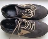 """Ботинки для гольфа """"Ecco"""" Hydromax. Из кожи, 41 размер/ стелька 27 см. photo 1"""
