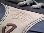 """Ботинки для гольфа """"Ecco"""" Hydromax. Из кожи, 41 размер/ стелька 27 см. photo 3"""