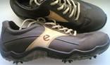 """Ботинки для гольфа """"Ecco"""" Hydromax. Из кожи, 41 размер/ стелька 27 см. photo 11"""
