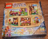 Конструктор lego Elves Отель Звездный свет photo 2