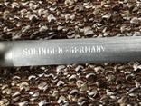 Винтажный набор Нож, мусат, вилка. SOLINGEN Гемания. photo 6
