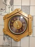 Настенные часы МАЯК кварц(знак качества СССР)