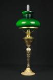 Керосиновая лампа Kosmos Brenner. 660 мм. Винтаж. Латунь. Германия. (0201)