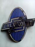 Эмблема CHEVROLET 1929-36гг
