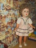 Красивая паричковая кукла