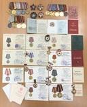 Комплект: Орден Невского №20950, ОВ 1 ст. 2 шт. КЗ и другие медали.