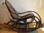 Кресло-качалка фирмы ''Братьев Тонет''