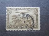 Канада 1928 гаш, фото №2