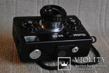 Фотоаппарат ROLLEI 35 TE Tessar f3.5/4 made bi Rollei, чёрного цвета. photo 7